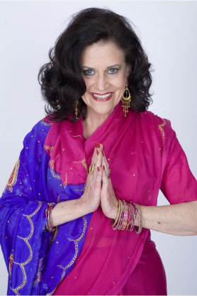 Elaine Dodson - vegetarian chef and ayurvedic coach